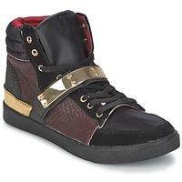 Παπούτσια Γυναίκα Ψηλά Sneakers SuperTrash GOLDY Bordeaux