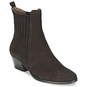 Παπούτσια Γυναίκα Μποτίνια Elia B WELL HEELED Μαυρο
