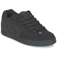 Παπούτσια Άνδρας Skate Παπούτσια DC Shoes NET Black