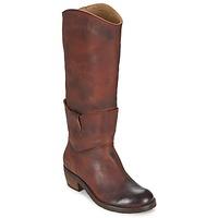Παπούτσια Γυναίκα Μπότες για την πόλη Dkode INDIANA Brown / Fonce
