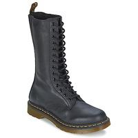 Παπούτσια Γυναίκα Μπότες για την πόλη Dr Martens 1B99 Black