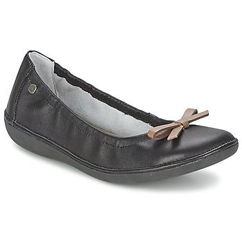 Παπούτσια Γυναίκα Μπαλαρίνες TBS MACASH Black / Taupe