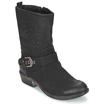 Παπούτσια Γυναίκα Μπότες Spot on GANIA Black
