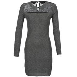 Υφασμάτινα Γυναίκα Κοντά Φορέματα Betty London FLOUELLE Grey