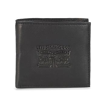 Τσάντες Πορτοφόλια Levi's VINTAGE TWO HORSES Black
