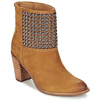 Παπούτσια Γυναίκα Μποτίνια Dumond GUOUZI Brown