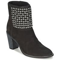 Παπούτσια Γυναίκα Μποτίνια Dumond GUOUZI Black
