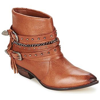 Παπούτσια Γυναίκα Μπότες Dumond ZIELLE Brown