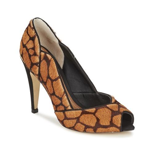 Παπούτσια Γυναίκα Γόβες Dumond GUATIL Leopard