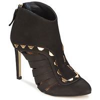 Παπούτσια Γυναίκα Χαμηλές Μπότες Dumond ELOUNE Black