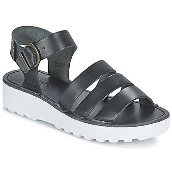 Παπούτσια Γυναίκα Σανδάλια / Πέδιλα Kickers CLIPPER Black