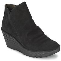 Παπούτσια Γυναίκα Μπότες Fly London YIP Black