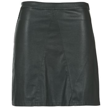 Υφασμάτινα Γυναίκα Φούστες Only METTELINE Black