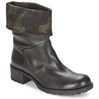Παπούτσια Γυναίκα Μπότες JFK TARZAN Black
