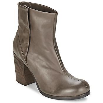 Παπούτσια Γυναίκα Μποτίνια JFK CAOBA Taupe