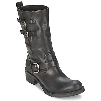 Παπούτσια Γυναίκα Μπότες JFK GUANTP Black