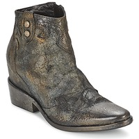 Παπούτσια Γυναίκα Μποτίνια Strategia XIOT Grey