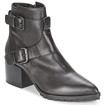 Παπούτσια Γυναίκα Μποτίνια Strategia FUCILE Black