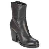 Παπούτσια Γυναίκα Μποτίνια Strategia GUANTO Black
