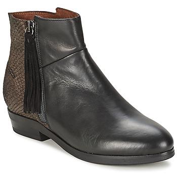 Παπούτσια Γυναίκα Μπότες Coqueterra PATRICE Black