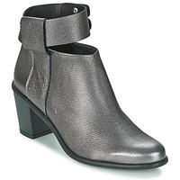 Παπούτσια Γυναίκα Χαμηλές Μπότες Miista ODELE Pewter / Lever