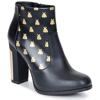 Παπούτσια Γυναίκα Μποτίνια Miista ALAYNA Black