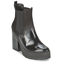 Παπούτσια Γυναίκα Μποτίνια Miista YOLANDA Μαυρο