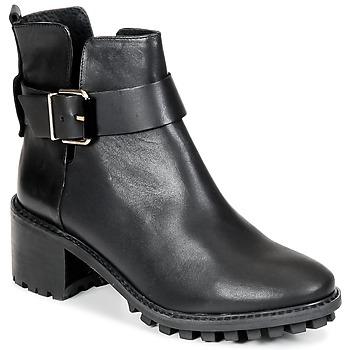 Παπούτσια Γυναίκα Μπότες Miista GRETA Black