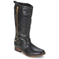 Παπούτσια Γυναίκα Μπότες για την πόλη Nome Footwear SASSIF CASU Black