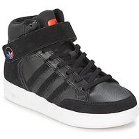 Παπούτσια Παιδί Ψηλά Sneakers adidas Originals VARIAL MID J Black / Red / Μπλέ