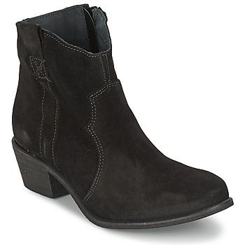 Παπούτσια Γυναίκα Μποτίνια Shoe Biz BROPE Black
