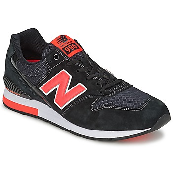 Παπούτσια Χαμηλά Sneakers New Balance MRL996 Black / Red