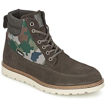 Παπούτσια Άνδρας Μπότες Desigual CARLOS Anthracite