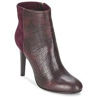 Παπούτσια Γυναίκα Μποτίνια Alberto Gozzi GRINGO MANDORLA Bordeaux