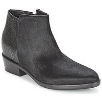 Παπούτσια Γυναίκα Μπότες Alberto Gozzi PONY NERO Black