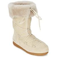 Παπούτσια Γυναίκα Snow boots Moon Boot MOON BOOT W.E. VAGABOND HIGH Beige