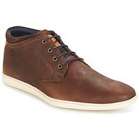 Παπούτσια Άνδρας Ψηλά Sneakers Casual Attitude CALER Brown