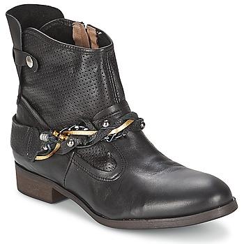 Παπούτσια Γυναίκα Μπότες Regard SOFAXO Black