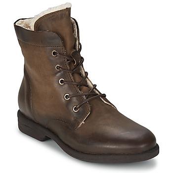 Παπούτσια Γυναίκα Μπότες Mjus DOO Brown