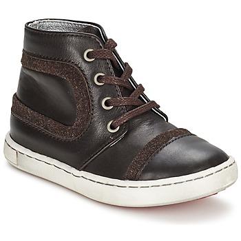 Παπούτσια Αγόρι Μπότες Tartine Et Chocolat JR URBAIN Σοκολά