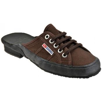Παπούτσια Γυναίκα Σαμπό Superga  Brown
