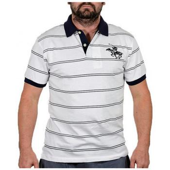 Υφασμάτινα Άνδρας T-shirt με κοντά μανίκια Santa Barbara  Άσπρο