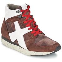Παπούτσια Γυναίκα Ψηλά Sneakers OXS JAZZ Bordeaux