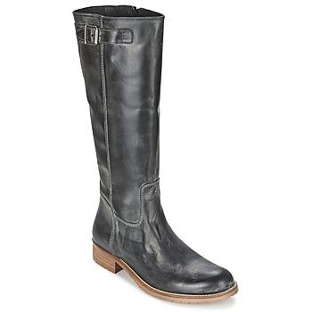 Παπούτσια Γυναίκα Μπότες για την πόλη Hip BIDILLE Black