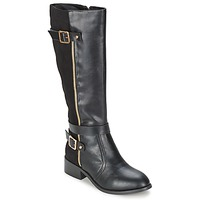 Παπούτσια Γυναίκα Μπότες για την πόλη Moony Mood IMMA Black