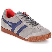 Παπούτσια Άνδρας Χαμηλά Sneakers Gola HARRIER Grey / MARINE / Red