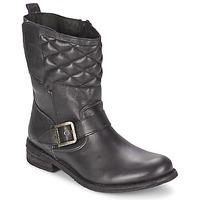 Παπούτσια Γυναίκα Μπότες Felmini GREDO ELDO Black