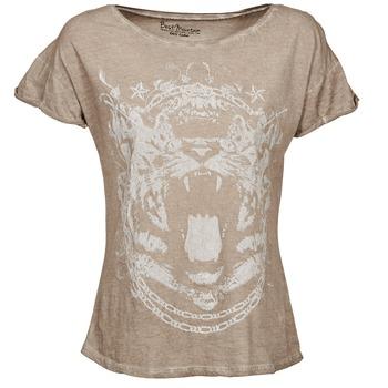 Υφασμάτινα Γυναίκα T-shirt με κοντά μανίκια Best Mountain ACCADUR TAUPE