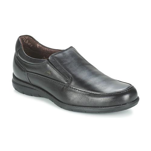 Παπούτσια Άνδρας Μοκασσίνια Fluchos LUCA Black