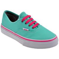 Παπούτσια Παιδί Χαμηλά Sneakers Vans  Green